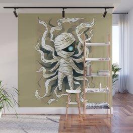 Mummy Wall Mural