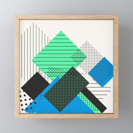 Anaheim 1988 Framed Mini Art Print