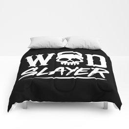 WOD Slay er Skull Comforters