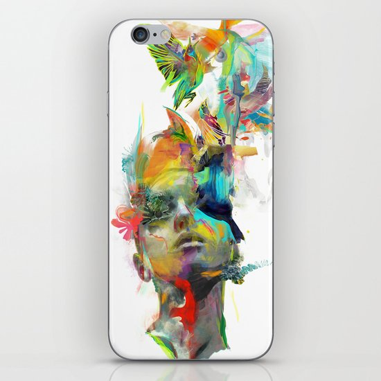 Dream Theory iPhone & iPod Skin
