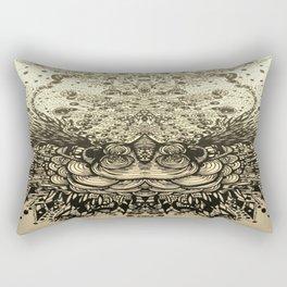 HighRise Madness Rectangular Pillow