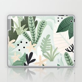 Into the jungle II Laptop & iPad Skin