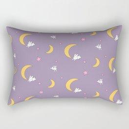 Usagi Tsukino Sheet Duvet - Sailor Moon Bunnies Rectangular Pillow