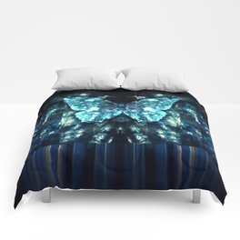 ButterFly Glitch Comforters