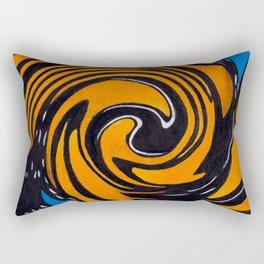 Monarch, Spiralized Rectangular Pillow
