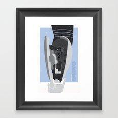 Robocop —Movie Poster Framed Art Print