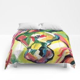 Rainbow Horse Comforters