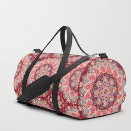 Elegant Paisley Duffle Bag