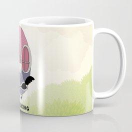 DOUBLE KING: Ovum Regia Coffee Mug