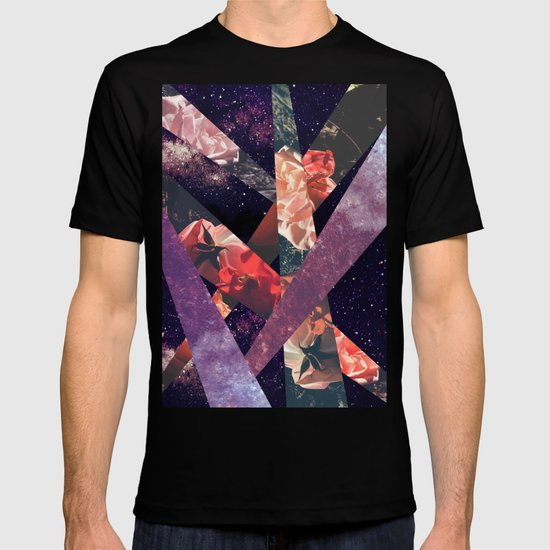 ROSES IN THE GALAXY T-shirt