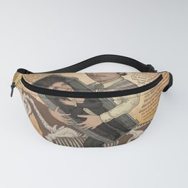 Bob Dylan - Find Out Something Only Dead Men Know Fanny Pack