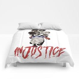 INJUSTICE Comforters
