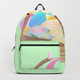 """""""Easter Chick"""" Backpack"""