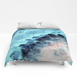 Ocean Agate Comforters