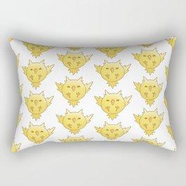 Legendary birbs - Zapdos Rectangular Pillow