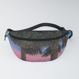 Sunset Palms Fanny Pack