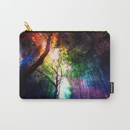rainbow rain Carry-All Pouch