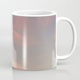 Pink Clouds Coffee Mug