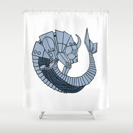 Capricorn 2 Shower Curtain