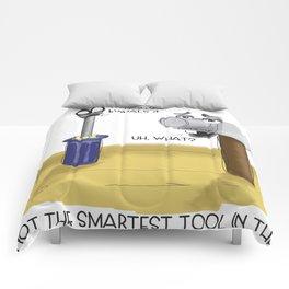 Bad Cliche #3 Comforters