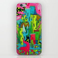 Cities of the Future iPhone & iPod Skin