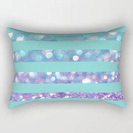 Tango Frost Stripes Rectangular Pillow
