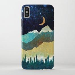 Snowy Night iPhone Case