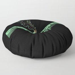 Michelangelo Hands Joint Sharing Cannabis Floor Pillow