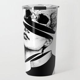 Head Skull Body Slice Travel Mug