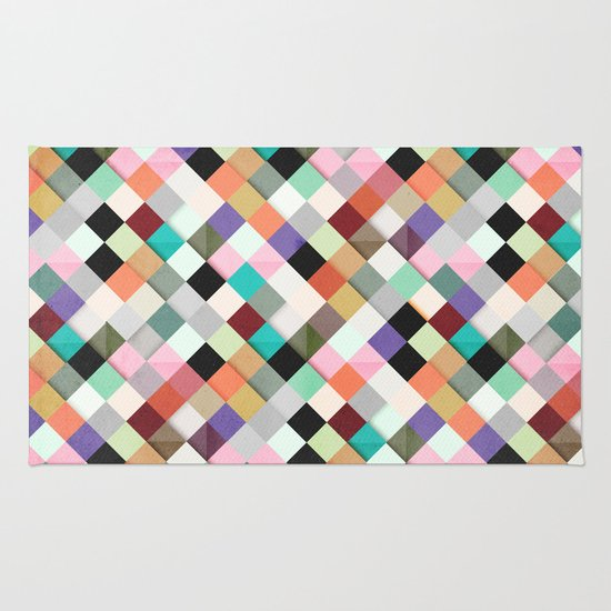 Pass this Pastels Rug