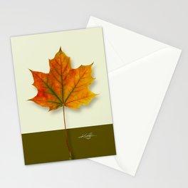 Fall Beauty Stationery Cards