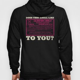 Smell Test Hoody