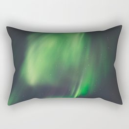 Aurora Borealis 4 Rectangular Pillow