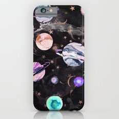 Marble Galaxy iPhone 6 Slim Case