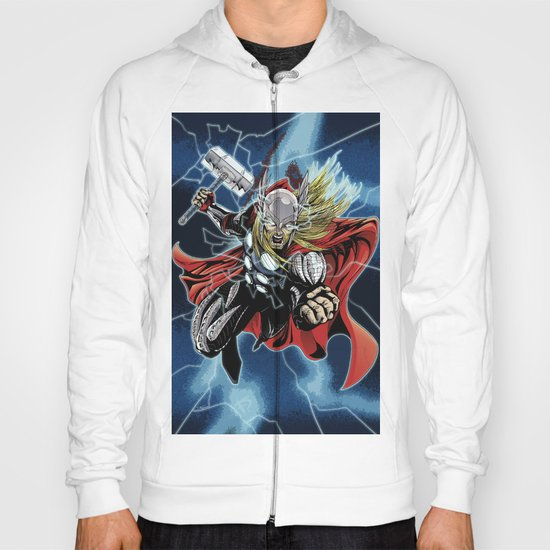 Almighty Thor  Hoody