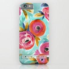 Rain Flower iPhone 6s Slim Case