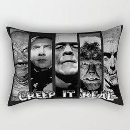 CREEP IT REAL AGAIN Rectangular Pillow