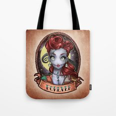 FOREVER pinup Tote Bag