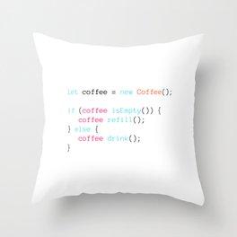 COFFEE Deko-Kissen