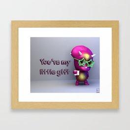 Tria Gift Love Framed Art Print