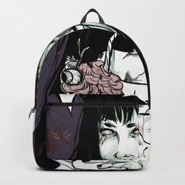 agatha zombie Backpack