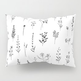 Wildflowers Pillow Sham