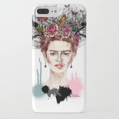 The Little Deer - Frida Kahlo iPhone 7 Plus Slim Case