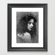 Jeanne Roques AKA Musidora  Framed Art Print
