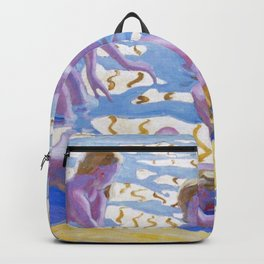 THE OCEANIDES - AKSELI GALLEN-KALLELA Backpack
