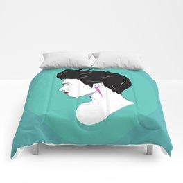 BianCamée Aqua Comforters