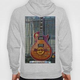 Hard Rock Guitar Las Vegas America Hoody