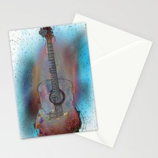 Ziggy Stardust Stationery Cards