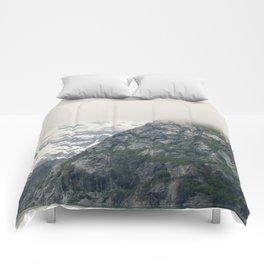 In Glacier Bay Comforters