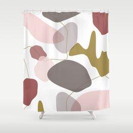 Aries Pattern Shower Curtain